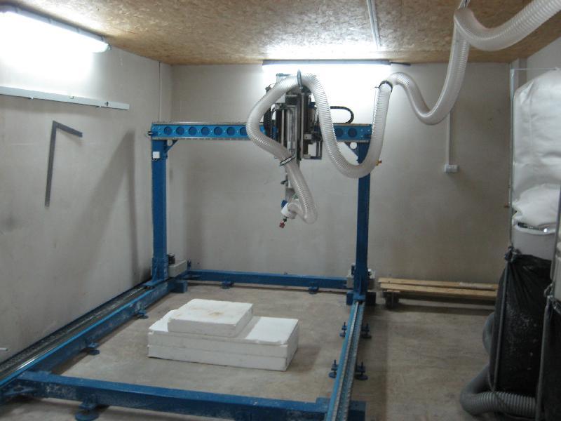 Inteligentny Maszyny CNC - HYPEBOAT QV09