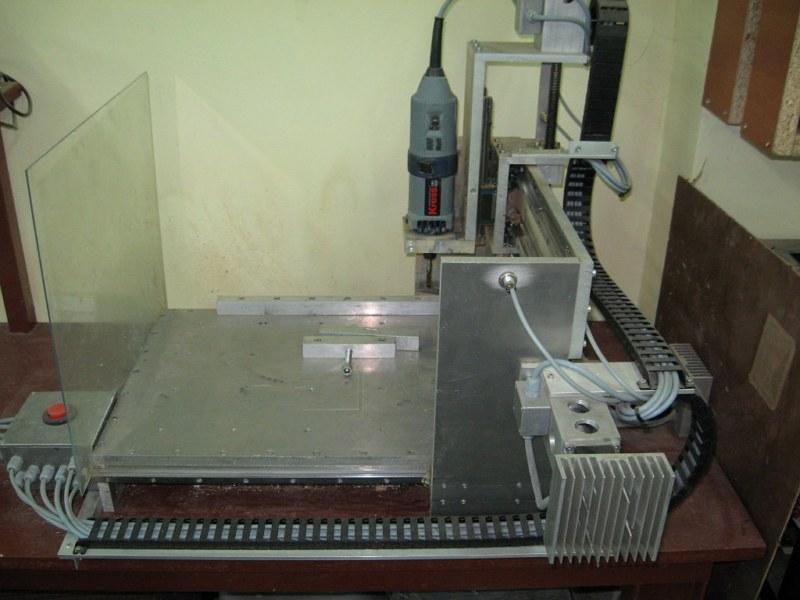 Genialny Maszyny CNC - HYPEBOAT TR57